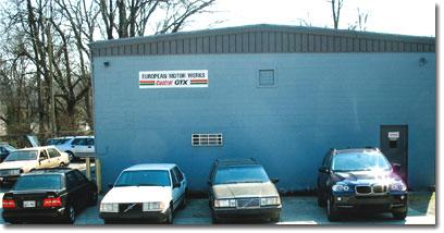 Welcome to European Motor Werks in Knoxville, TN - European
